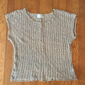 Oversized Slouchy Cotton Sweater